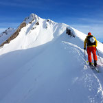 Photo: Stefan Joller / Skier: Philipp / Location: Brisen, Engelberg Valley