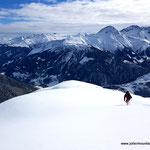 Photo:  Stefan Joller / Skier: Philipp / Location: la Muotta, Disentis, Switzerland