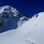 Photo: Stefan Joller / Skier: Martin / Location: Ovronnaz, Valais