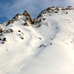 Photo: Stefan Joller / Skier: Gabriel / Location: Grimentz, Val d'Anniviers