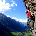 Photo: Thomas / Climber: Stefan Joller /  Location: Grimsel, Switzerland