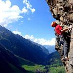 Photo: Thomas / Climber: Stefan Joller /  Location: Grimsel, Switzerland