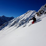 Photo:  Stefan Joller / Skier: Philipp / Location: Davos Klosters, Switzerland