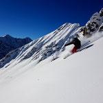 Photo:  Stefan Joller / Skier: Philipp / Location: Davos Klosters, Switzerland