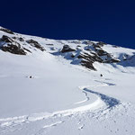 Photo: Stefan Joller / Skier: Dani / Location: Zinal, Val d'Anniviers