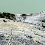 Photo: Stefan Joller / Climber: Thomas /  Location: Lady Mary, Räterichsboden
