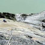 Photo: Stefan Joller / Climber: Thomas /  Location: Lady Mary, Räterichsboden