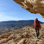 Photo: Stefan Joller / Location: Klettern in San Fausto, Navarra, Spanien
