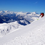 Photo:  Philipp  / Skier: Stefan Joller / Location: Davos Klosters, Switzerland