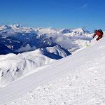 Photo:  Philipp  / Skier: Stefan Joller / Location: Davos Klosters, Switzerland