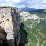 Photo: Stefan Joller / Location: Gorge du Verdon, France