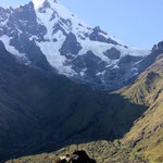 Photo: Stefan Joller / Location: Salkantay trek with Humanty Peak, Peru