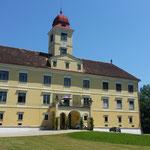 Schloss Brunnsee - ein wunderschöner Platz zum Heiraten!