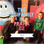 The Sigifamily in Praha / Prague 2013!