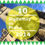 The Sigifamily in Praha / Prague 2014!