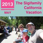 The Sigifamily in California 2013!