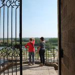 Vue panoramique sur la Garonne