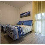 Bed and Breakfast  Le Quattro Stagioni - Cisanello - Pisa - www.beblequattrostagioni.com - Camera Estate