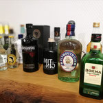Gintasting mit Barkeeper Malte in Ginos Cafe Bar Vechta