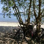 Radtour entlang der Kieler Förde