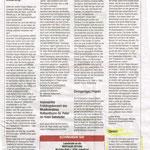 Leserbrief März 2011