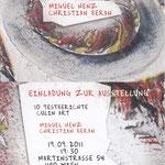 Miguel Henz und Christian Beran