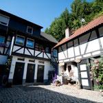 Zum Talhof Innenhof Ansicht 4