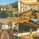 Zum Talhof Postkarte 1994