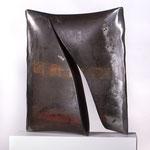 Haptikos, Nr. 10-2014, 60 x 60 x 20 cm, Stahl