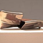 Haptikos Nr. 15/2013  L 17 cm, H 12 cm, B 32 cm, Stahlrohr