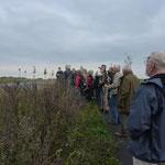 Exkursion um den Hofsee bei Fedorow