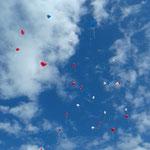 Wünsche an den Himmel