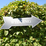 Ab zur Hochzeit