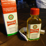 ballistolöl/waffenöl