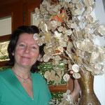 silberblatt im herbst