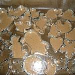 masse in keksförmchen füllen