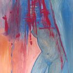 100 x 80 cm, acryl, leinwand keilrahmen/canvas wood frame