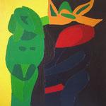 80 x 80 cm, acryl, leinwand keilrahmen/canvas wood frame