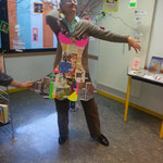 8 mars 2013 Journée internationale des femmes Centre de vie du Sanitas à Tours