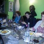8  mars 2013 Journée internationale des femmes Sanitas Repas des artistes