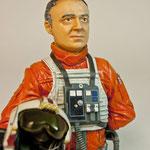 Buste Pilote Rebelle - Star Wars - Pierre Mintinbox - Custom Kosept