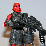 "Stormtrooper - Star Wars - Hasbro 3""3/4 - Custom Kosept"