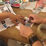 Atelier urban art et recycl'art - Espace 361 - Malagarty