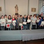 lauréats 2012