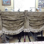 Ornate valance