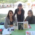 Pampelonne, avec Audrey Denjean et Sylvie Vaz
