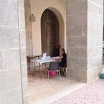 Salon de Caunes-Minervois, Août 2012