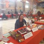 Salon du livre de Revel, Mai 2014