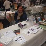 Salon du livre de Mazamet, Mai 2014