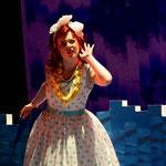 """""""Die Blume von Hawaii"""" (Bessie Worthington) - Theater Pforzheim - Foto/© Sabine Haymann"""